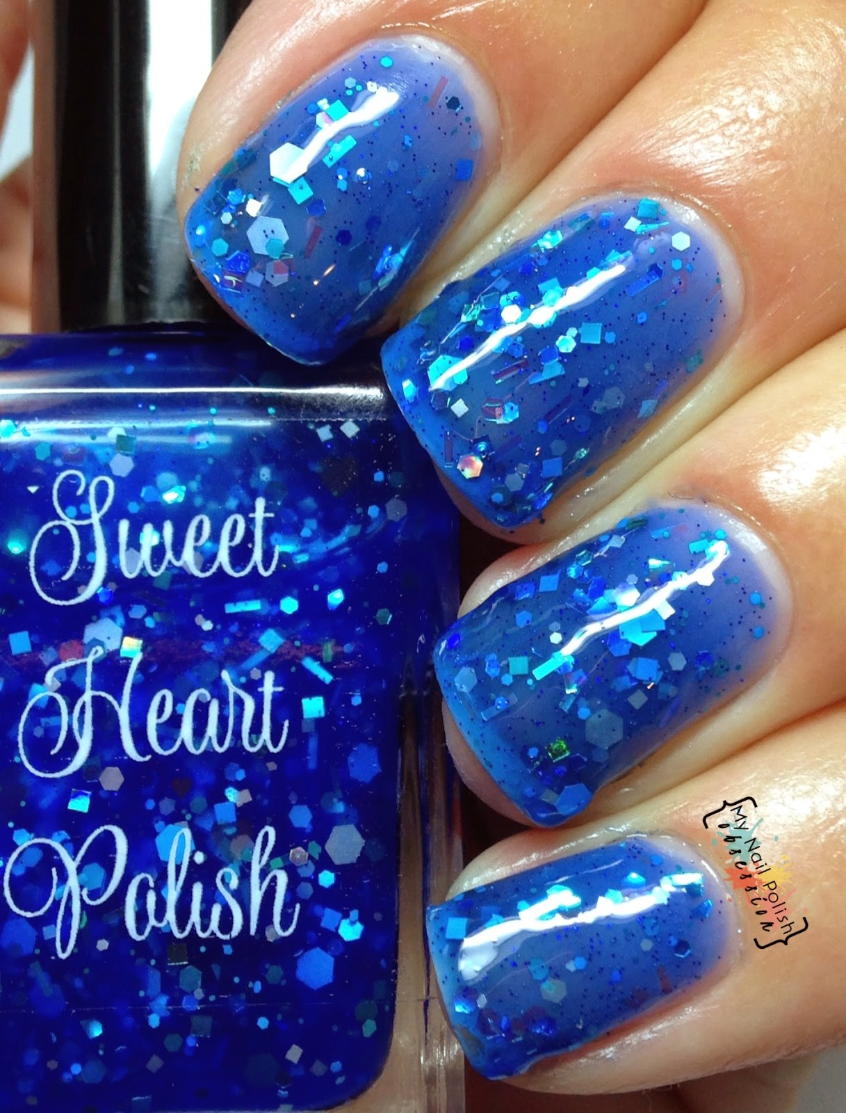 Sweet Heart Polish You're Amazing