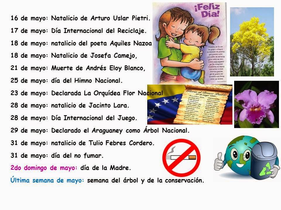 Efemeride De Mayo En Maestra Asuncion | MEJOR CONJUNTO DE FRASES