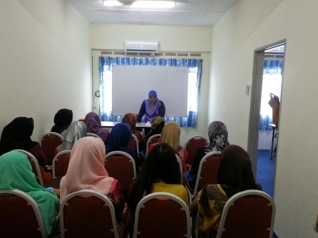Taklimat Sukarelawan Tenaga Pengajar.