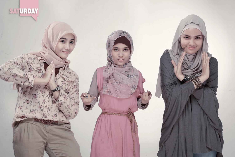 Tips Untuk Penggemar Pashmina Tutorial Hijab