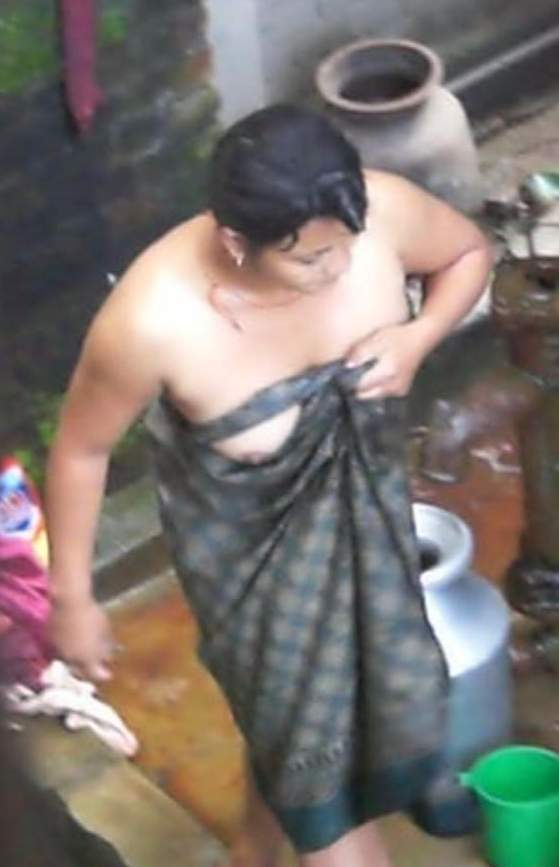 Desi Village Girl Hidden Camera Nude Boobs
