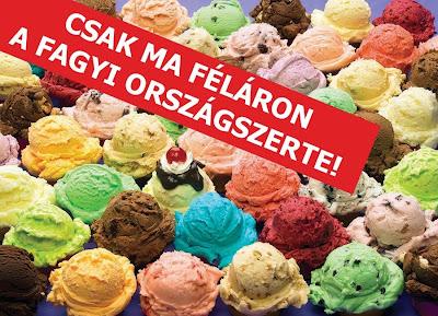 A magyar kézműves fagylalt napja 2015. május 8.