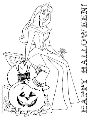 Halloween Coloring Page Princess Belle Disney Rh Tangled Pages Blogspot Com Bold