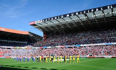 Sporting Gijon vs Deportivo 2013