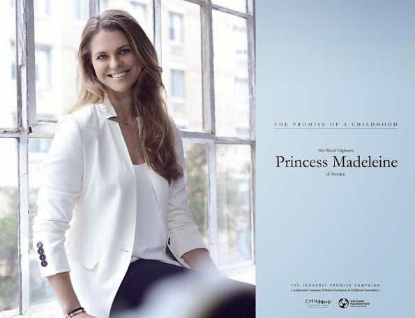 Princess Madeleine An Interview With The Oriflame