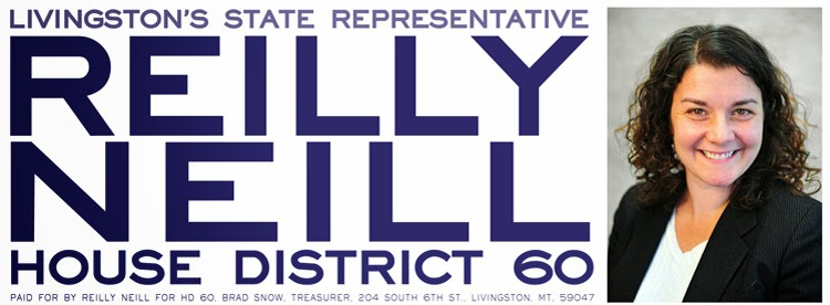 Vote Reilly Neill