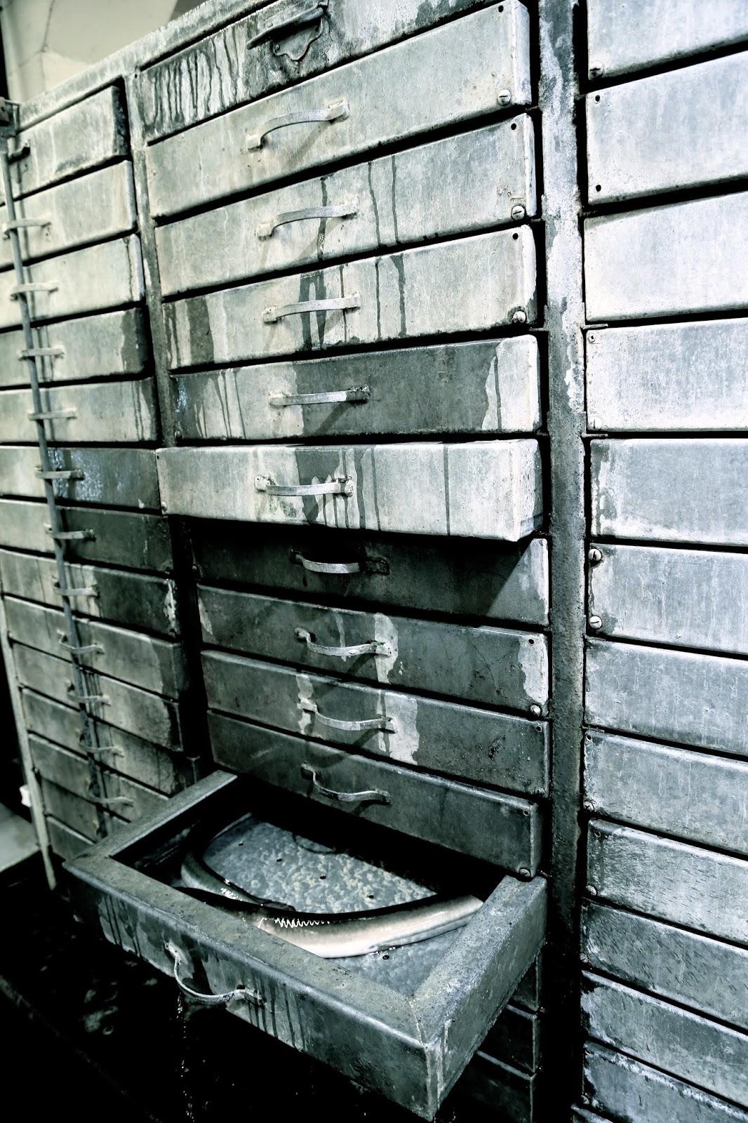 The eel drawers, Billingsgate