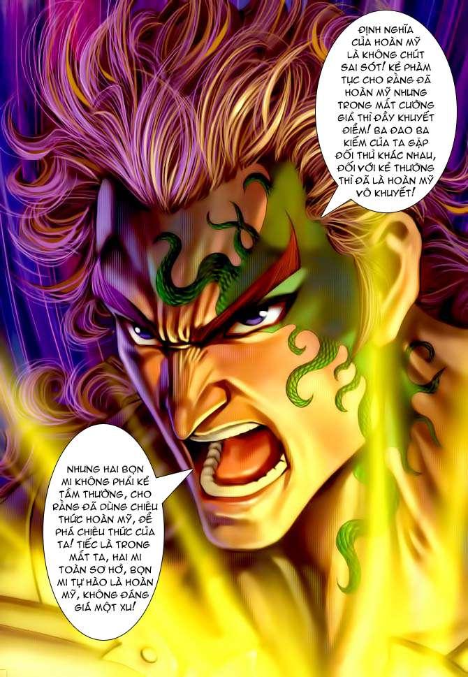 Thần Binh Huyền Kỳ I chap 145 - Trang 32