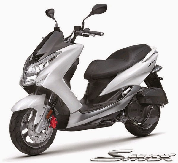 Led Lights For Motorcycle >> Super Bike Dreamers: NEW Yamaha SMAX 155cc SCOOTER