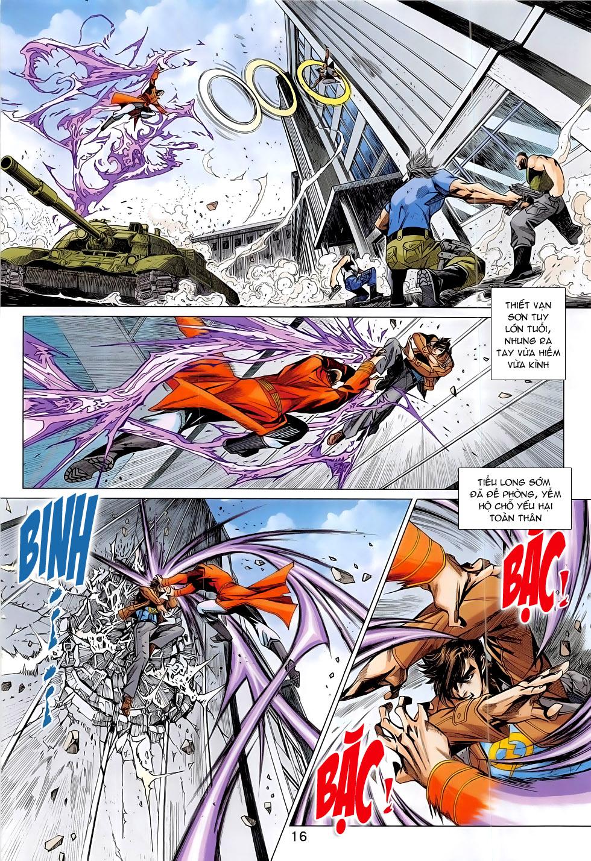 Tân Tác Long Hổ Môn chap 794 Trang 16 - Mangak.info