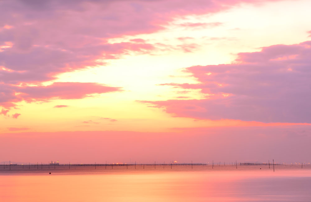 千葉の海の写真
