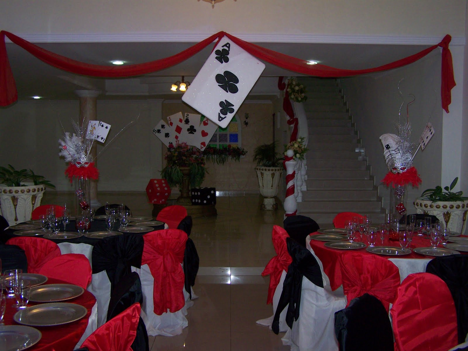 Salon roses for Ver decoraciones