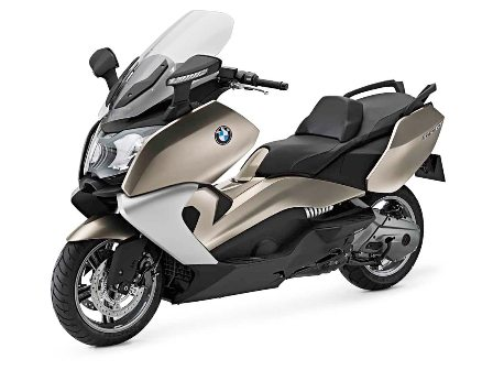 2012 BMW C 650 GT   All New Motorcycles