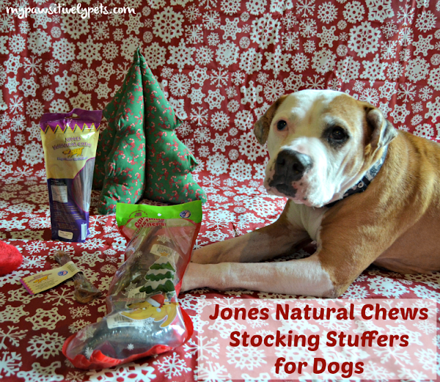 Jones Natural Chews Stocking Stuffers for Dogs