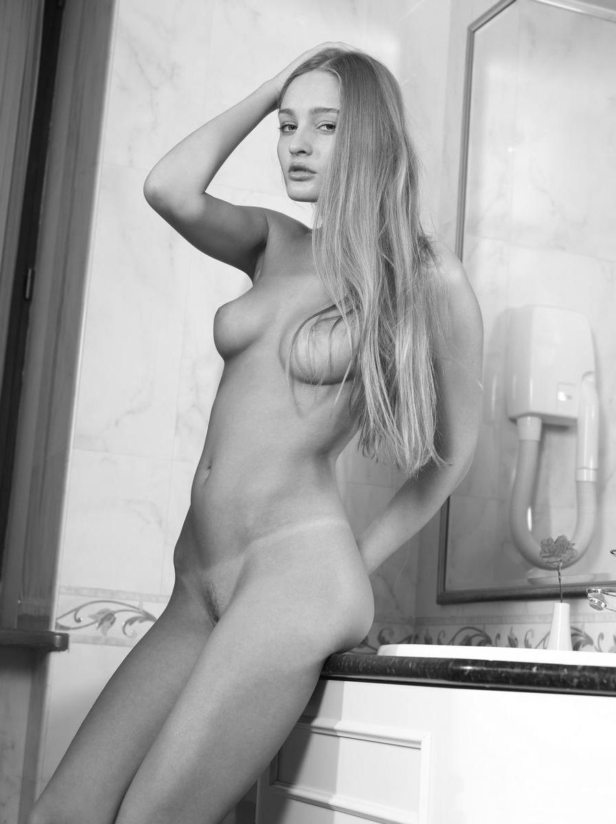 tonåring naken