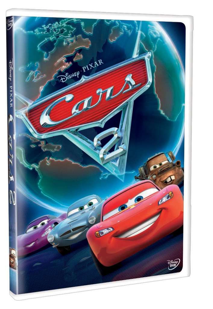 el informatorio disney presenta cars 2 en dvd y blu ray. Black Bedroom Furniture Sets. Home Design Ideas