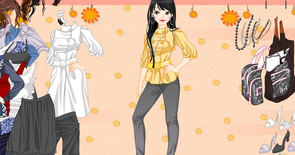 Autumn Fashion Style Dress Up Games Fashion