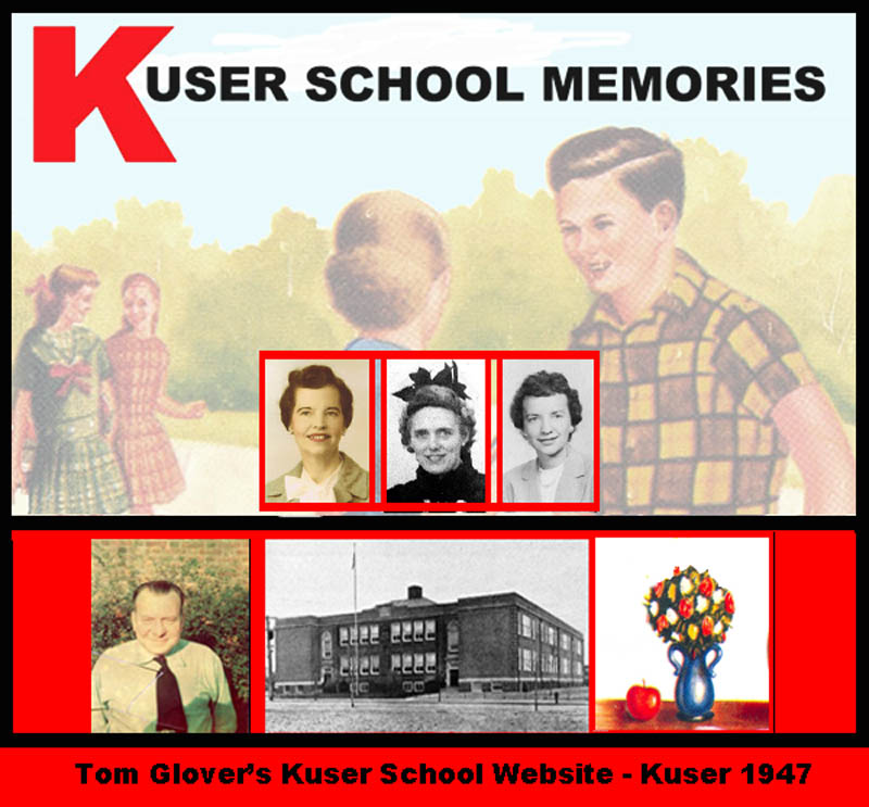 KUSER SCHOOL:  A LOCAL LEGEND