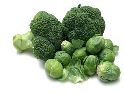 rau xanh giúp ngăn chặn sự phát triển cảu ung thư phổi