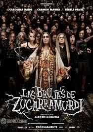 Capa do Filme As Bruxas de Zugarramurdi