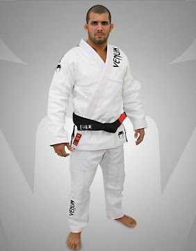 "Venum BJJ GI ""Absolute"" - Gold Weave - Ice"