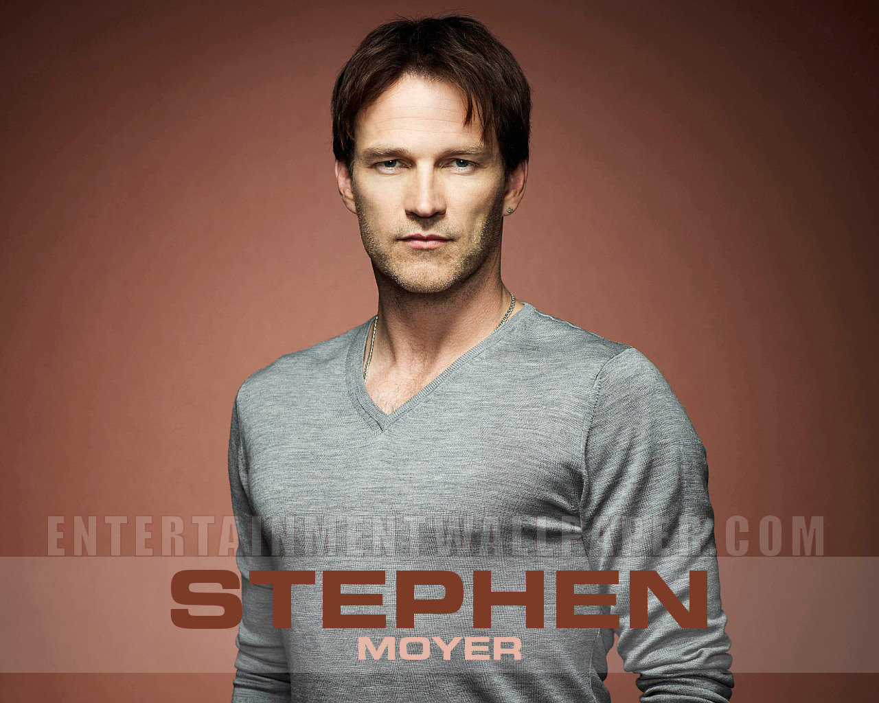 Stephen Moyer Background