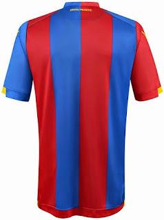 jual online jersey bola tahun depan 2015 2016 Jersey Crystal palace home terbaru musim 2015/2016