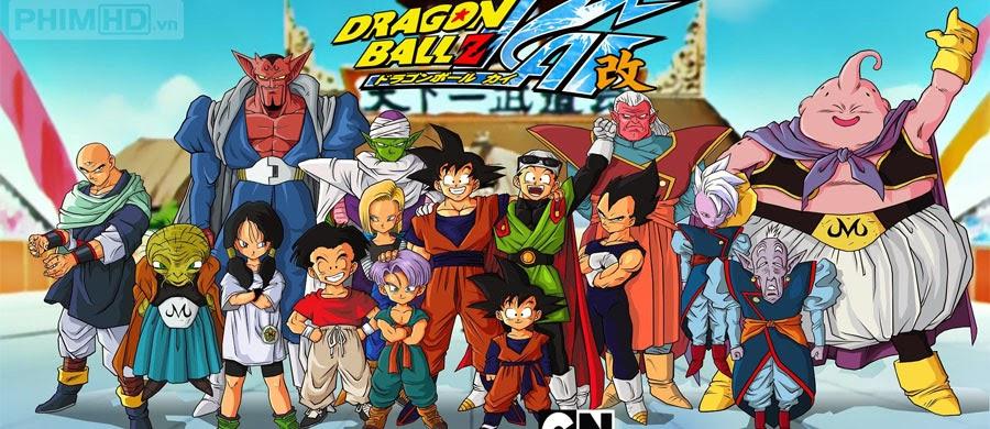 Bảy Viên Ngọc Rồng Siêu Cấp - Dragon Ball Super - 2015