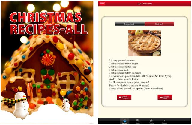 Christmas   Recipes - All