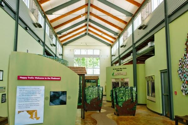 Irvine Art Exhibits; photo courtesy Charm City Wed