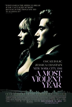 Poster A Most Violent Year 2014