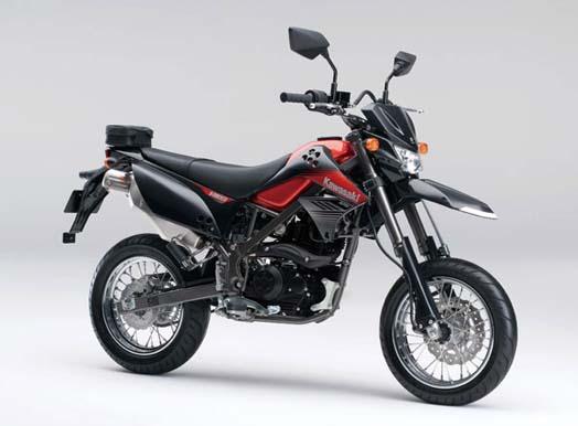 Kawasaki D Tracker  Fuel Consumption