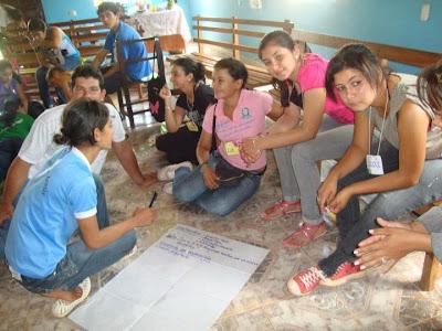 Frutos da Missão de Verão no Paraguai