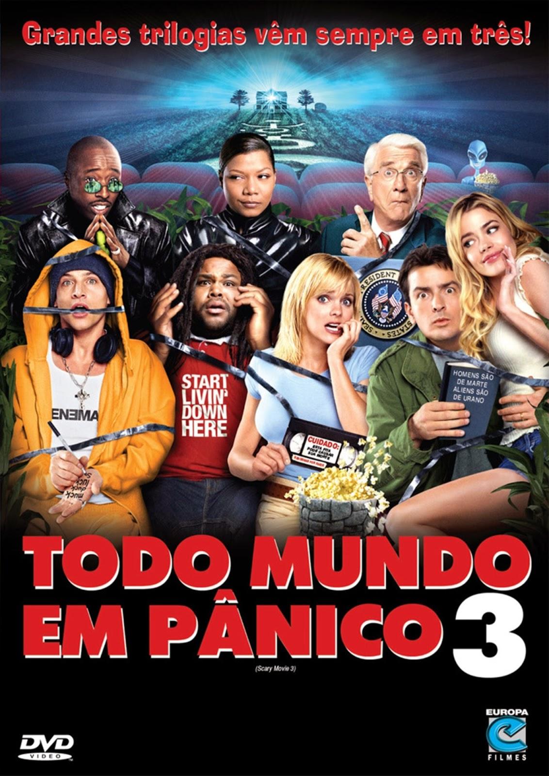 Todo Mundo em Pânico 3 – Dublado (2003)