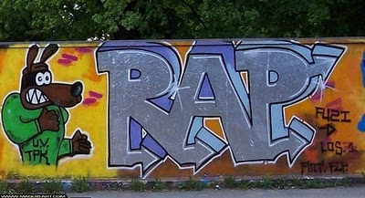 HIP HOP Graffiti Street  - Rap Graffiti Music