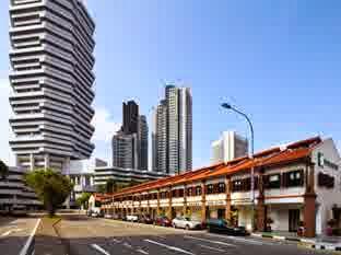 Hotel Bintang 4 Murah Singapore - Hotel Clover 33 Jalan Sultan