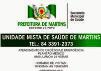HOSPITAL DE MARTINS/RN