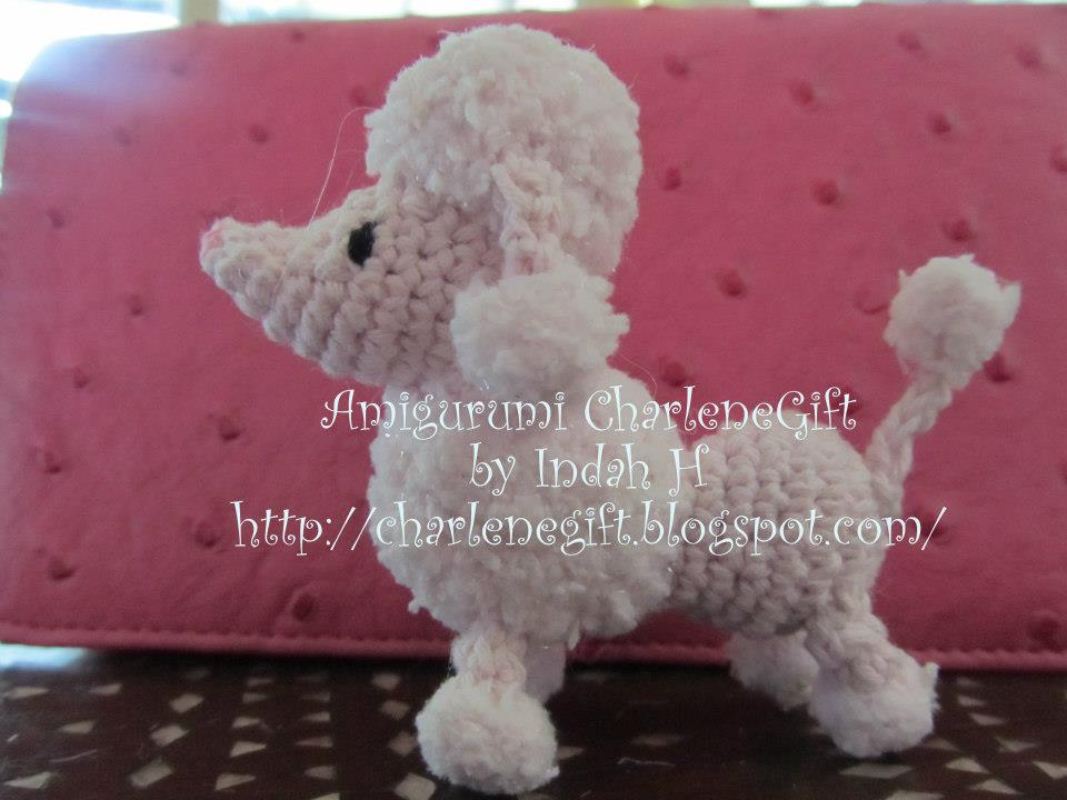 Free Amigurumi Poodle Pattern : Amigurumi charlene gift n craft free patterns