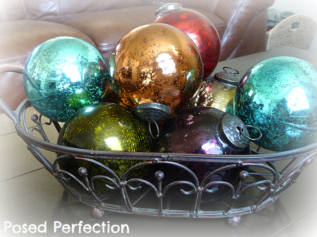 Hobby Lobby Decorative Balls Mesmerizing Posed Perfection Our Family Room Design Ideas