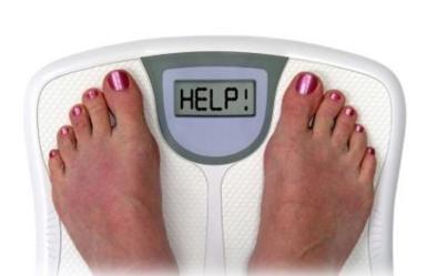 Quiero bajar de peso ya!