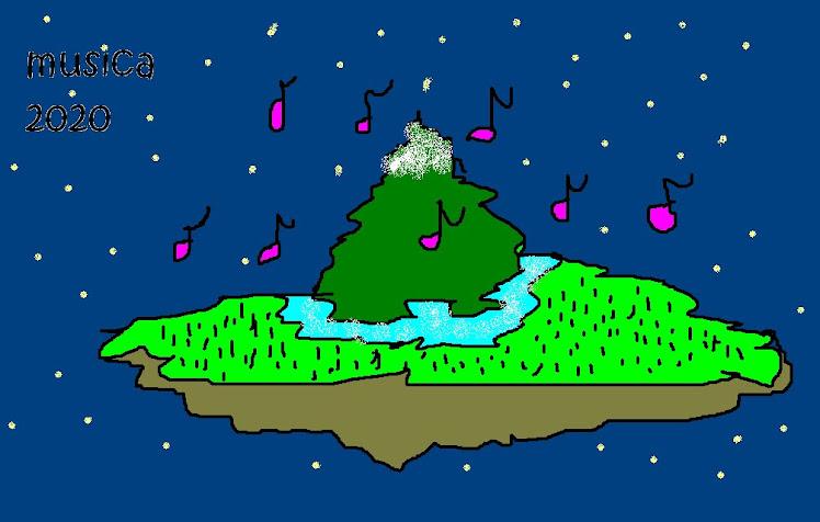 L'isola della musica
