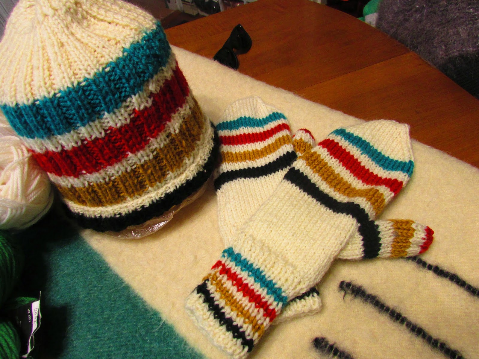 Knitting Pattern For Hudson Bay Blanket : MYRTLE STATION WOOL & FERGUSONS KNITTING: Hudsons Bay ...