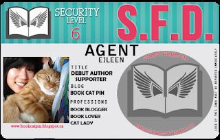 S.F.D. Agent Eileen's Badge