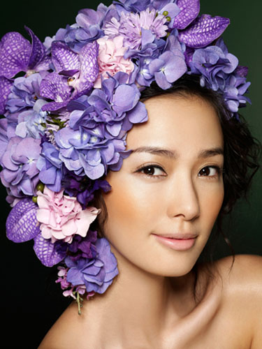 Son Tae Young on the Magazine