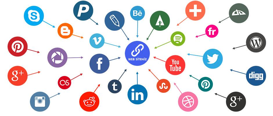 نشر المدونة بكل الطرق المتاحة ، وزيادة الـ Back Links لمدونتك