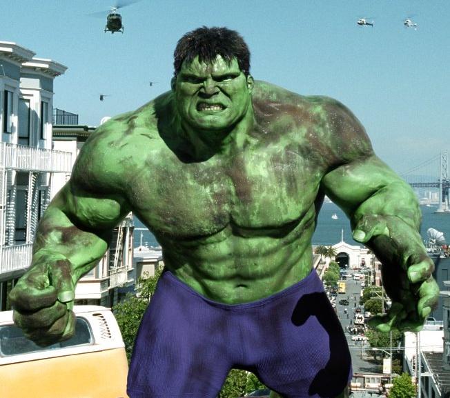 Hulk 1 / Халк 1 / ჰალკი 1