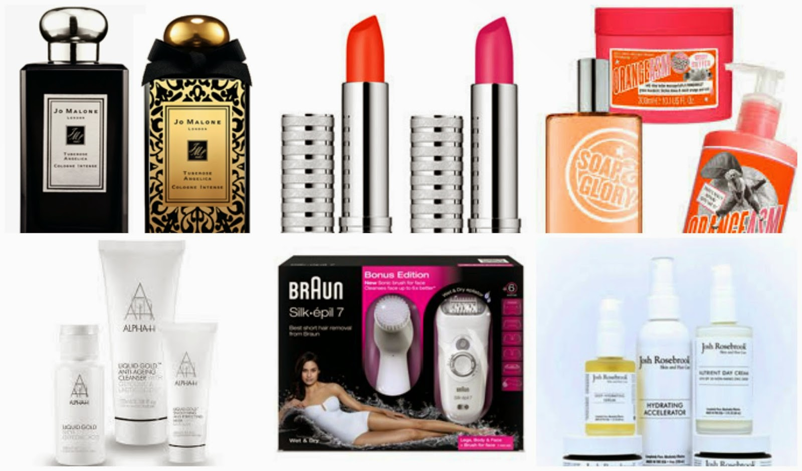 The Daily Beauty Report (30.05.14)