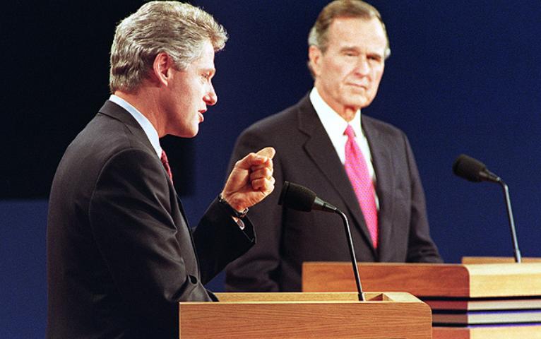 George W Bush is Creating Incredible HandPainted
