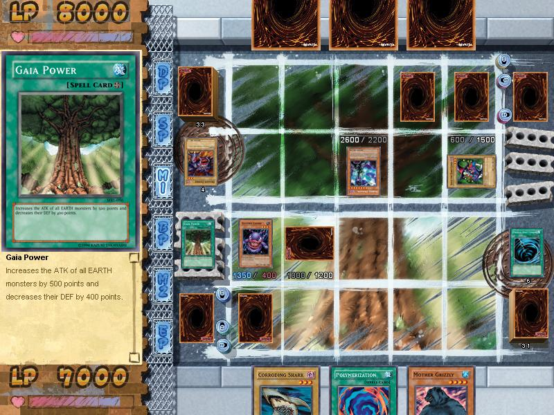 Yu Gi Oh Joey The Passion Portable