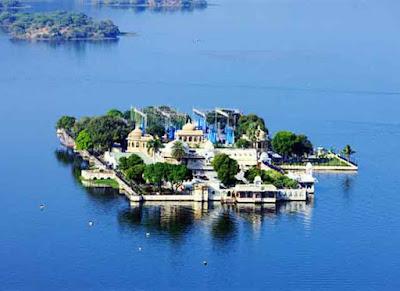 Island Palace in Kota